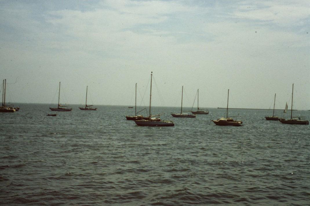 Reisebericht, Reiseblog, Atlantik, Überquerung, Segeltörn,