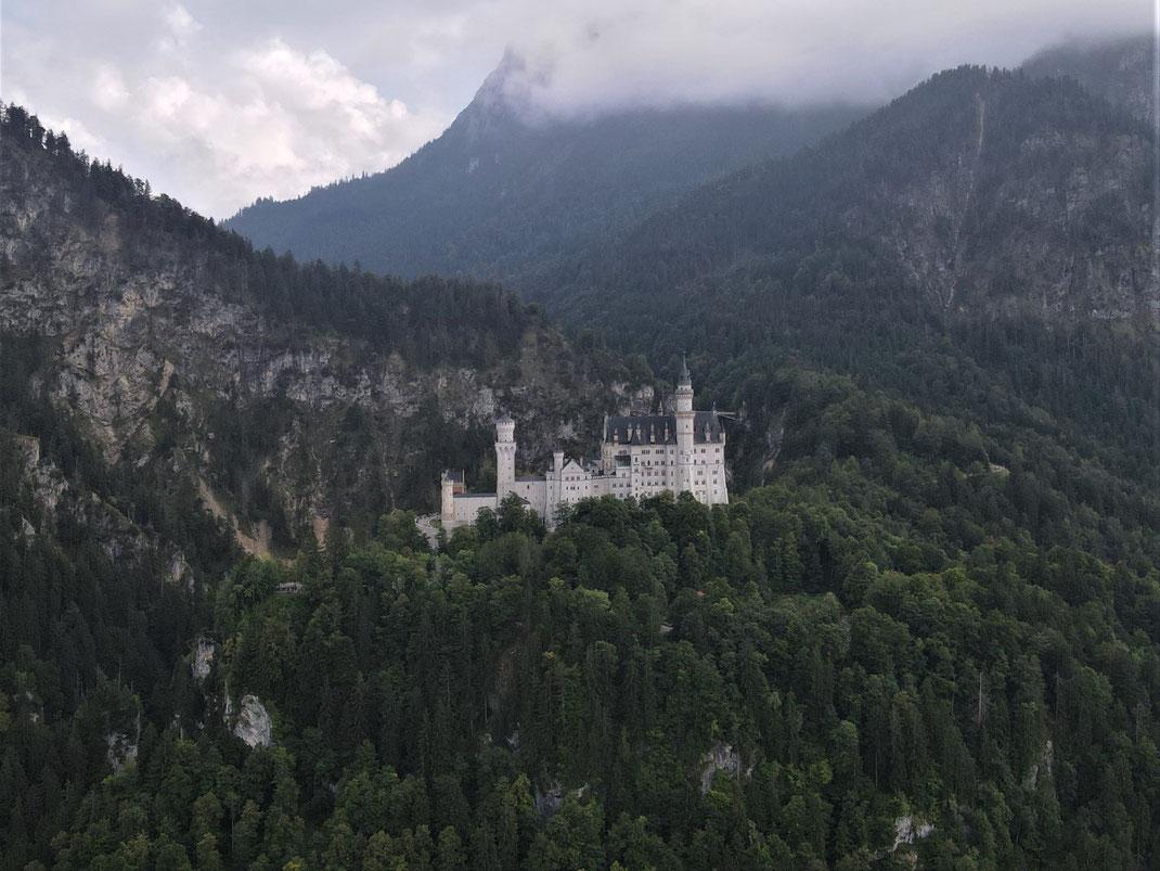 Füssen, König Ludwig, Neuschwanstein, Schwangau