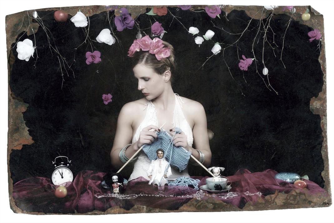 Kill Ken After Wedding Fotoshooting. Braut Portrait. Trash the dress.