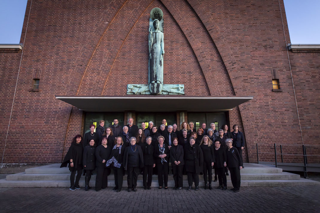 Der Chor im November 2018