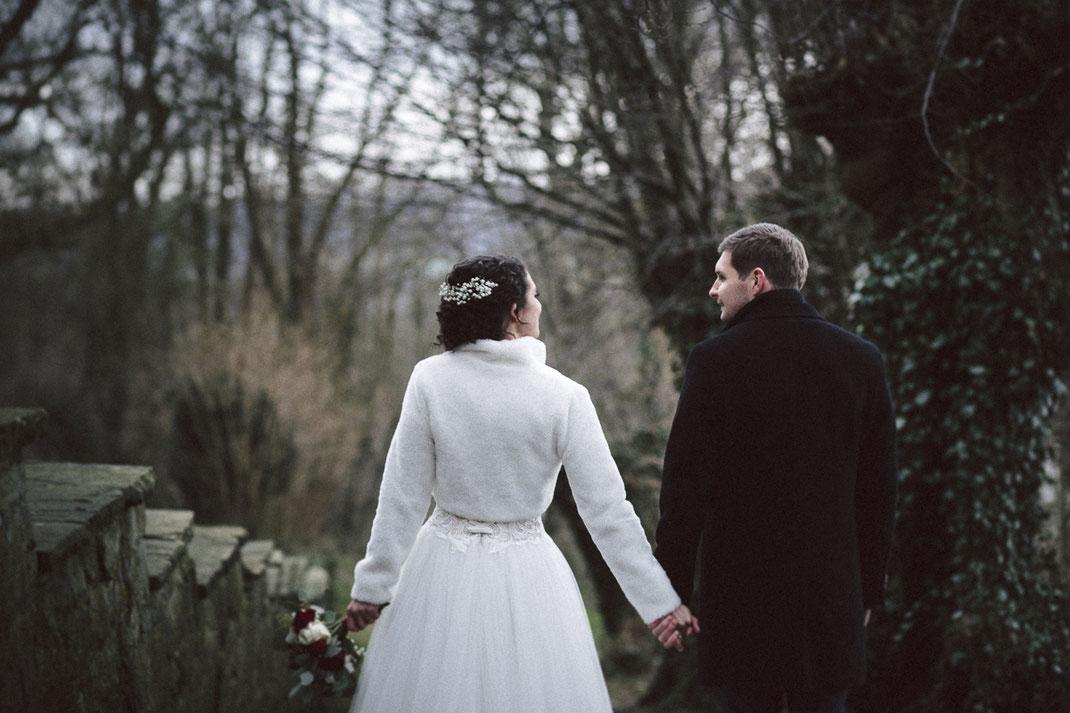 Winterhochzeit Blomberg_Hochzeitsfotograf Detmold