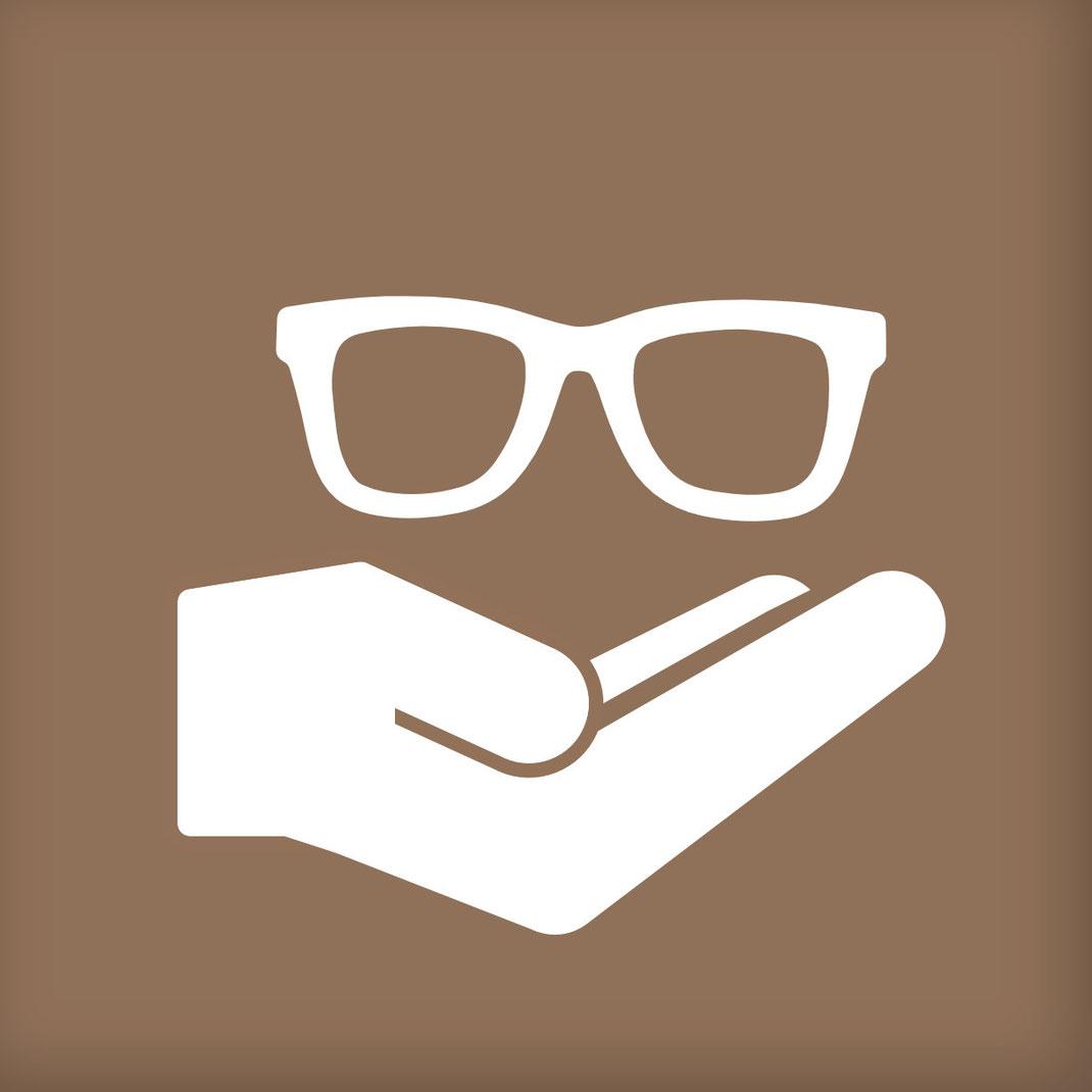 3 Jahre Qualitätsgarantie auf Brillen kaufen und Kontaktlinsen kaufen bei Optiker Lieblingsbrille
