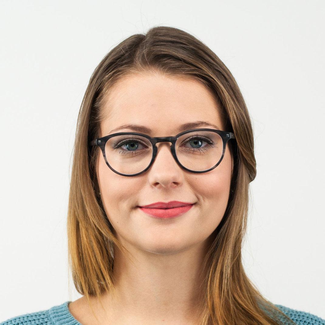 Brillenfassung für kleine Gesichter colibris Kaspar 2G