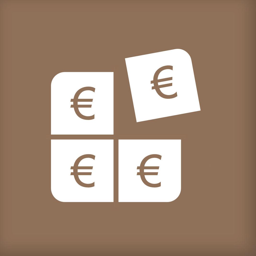 Brille kaufen mit 0% Finanzierung ohne Zinsen in Raten