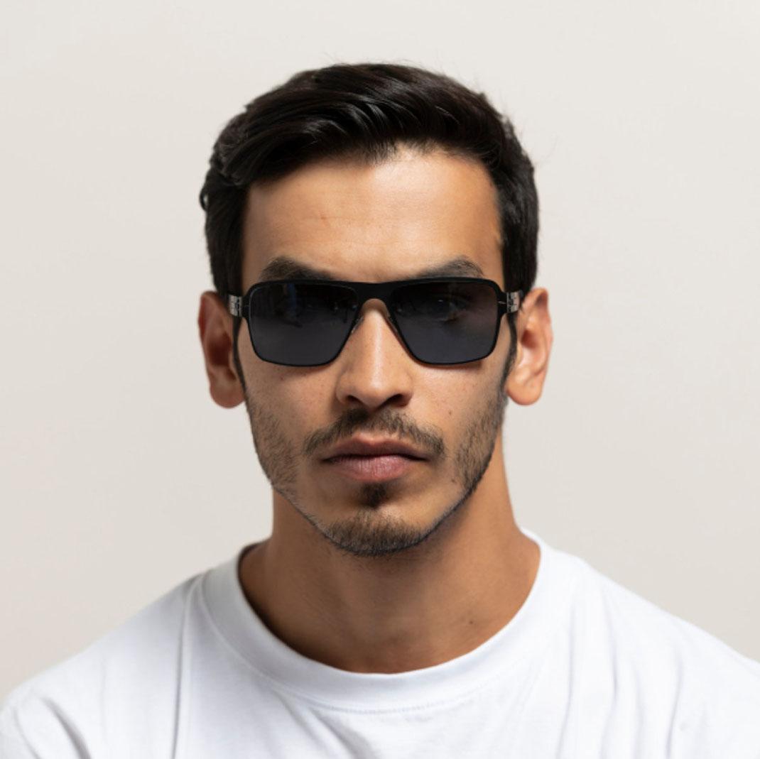 Herren Sonnenbrille ic-berlin Iskander M.