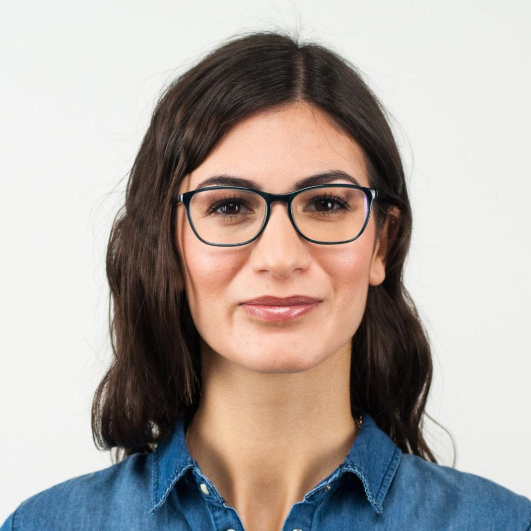 Brillenfassung für kleine Gesichter colibris Hanna 50