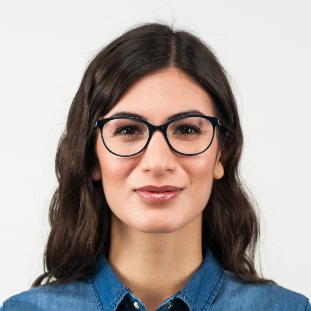 Brillenfassung für kleine Gesichter colibris Mia 88