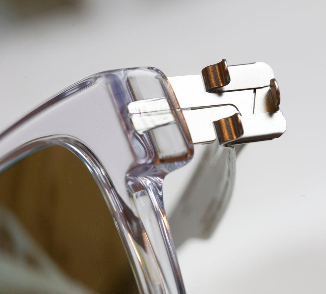 schraubenlose Brille von icberlin beim Optiker in Berlin kaufen