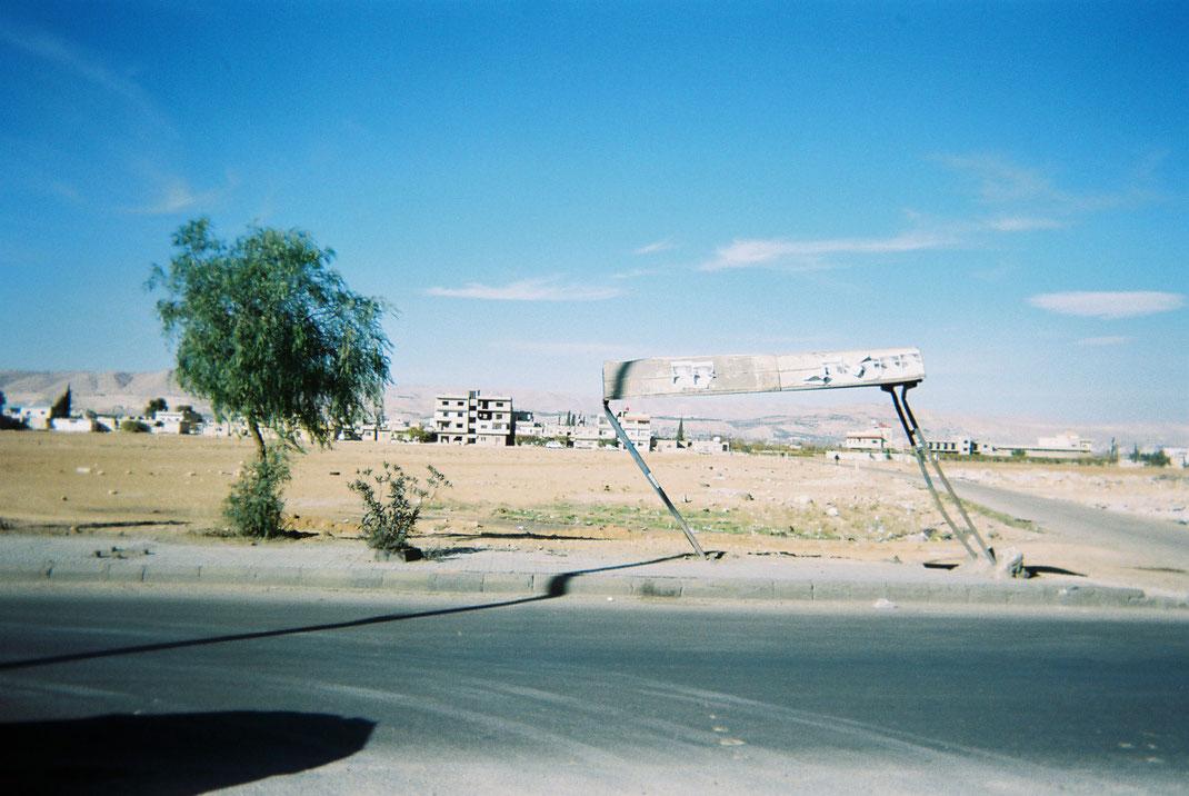 Muzafar Salman, Damaskus