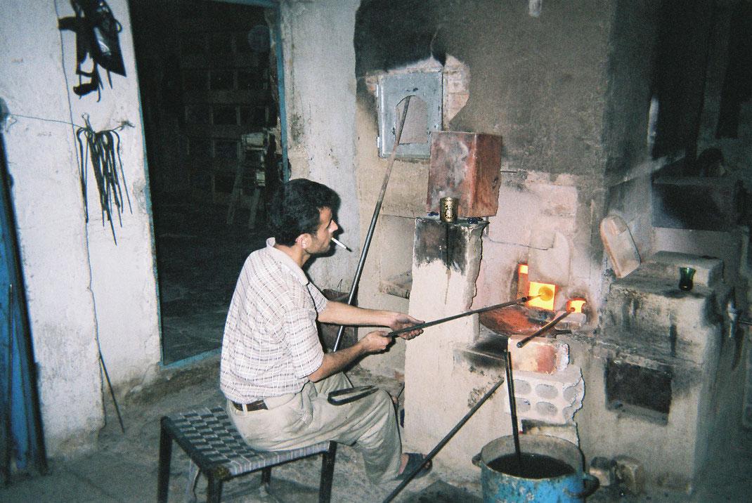 Rami al Hossein, Damaskus