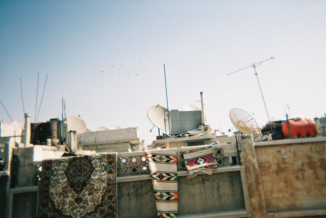 Abdel Moneim, Damaskus
