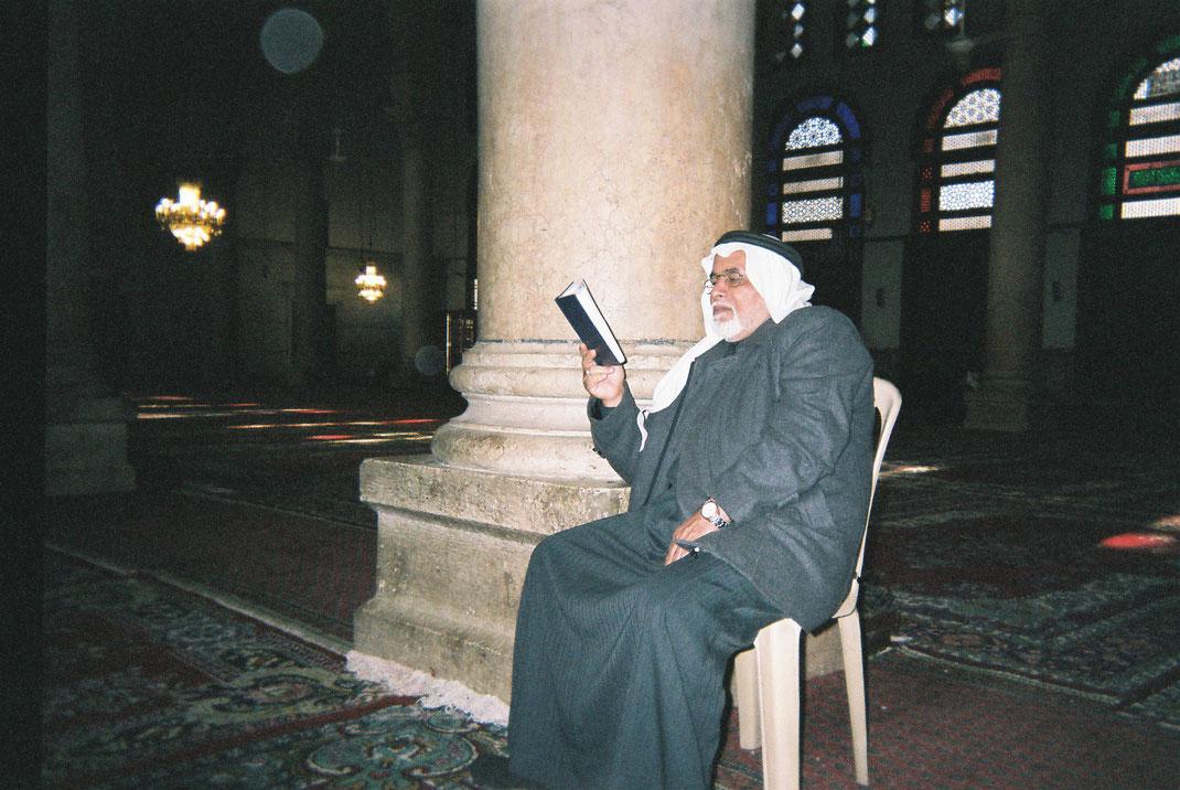 Rami Hossein, Damaskus