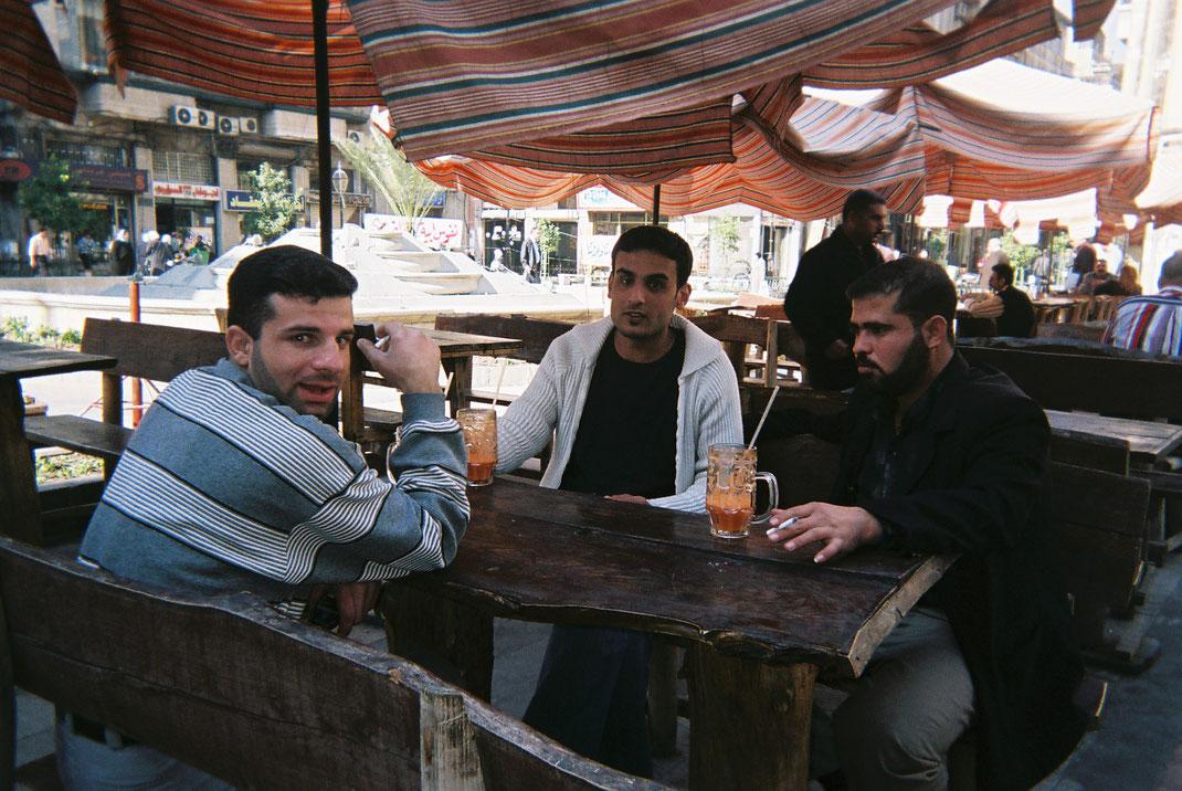 Lina Makarem, Damaskus