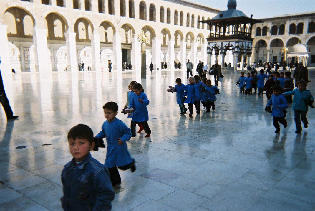 Allaa Tello, Damaskus