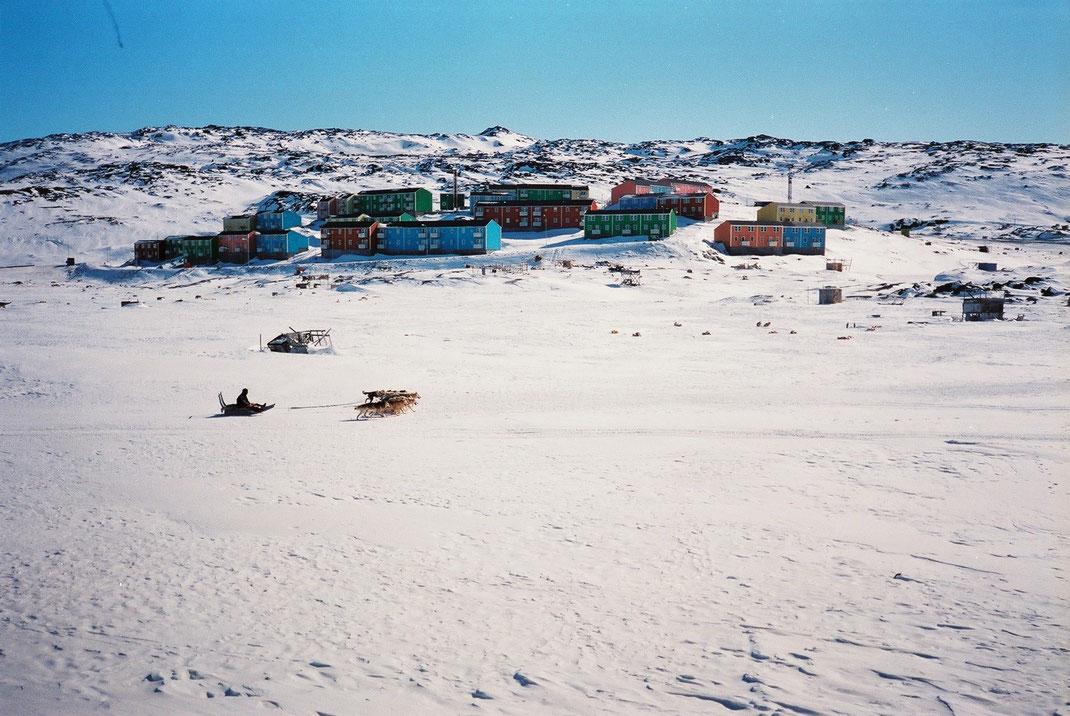 Elias Poulsen, Ilulissat, Greenland