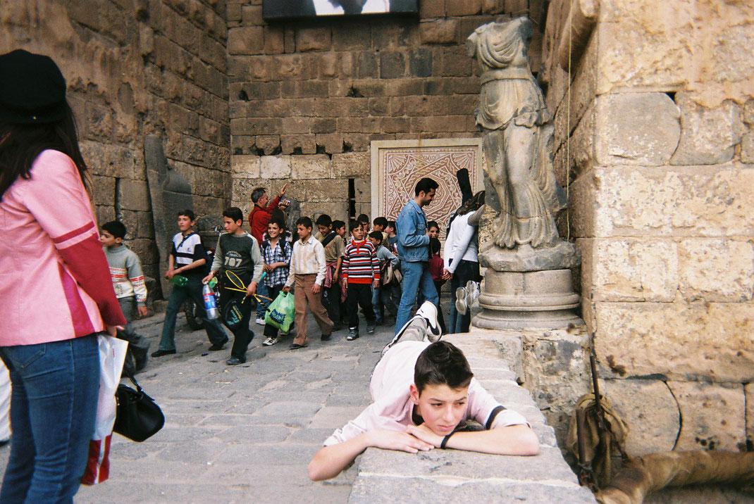 Bashar Shaban, Damaskus