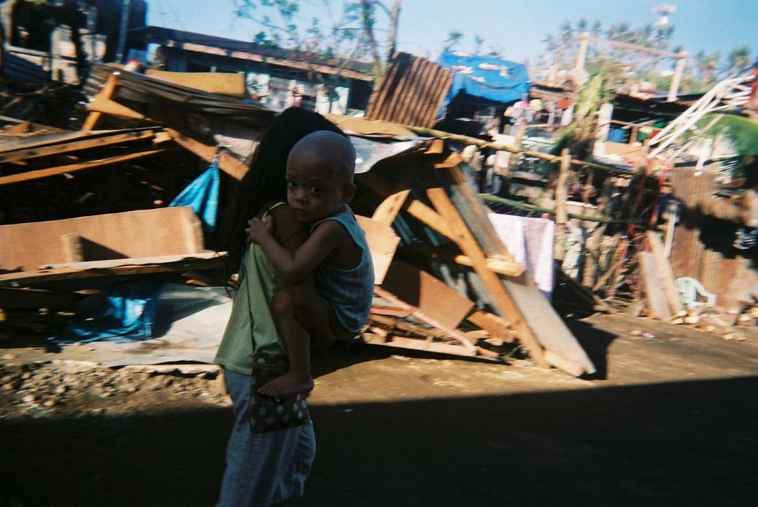 Lyndon Jay I. Rodrigo, 16, Tacloban