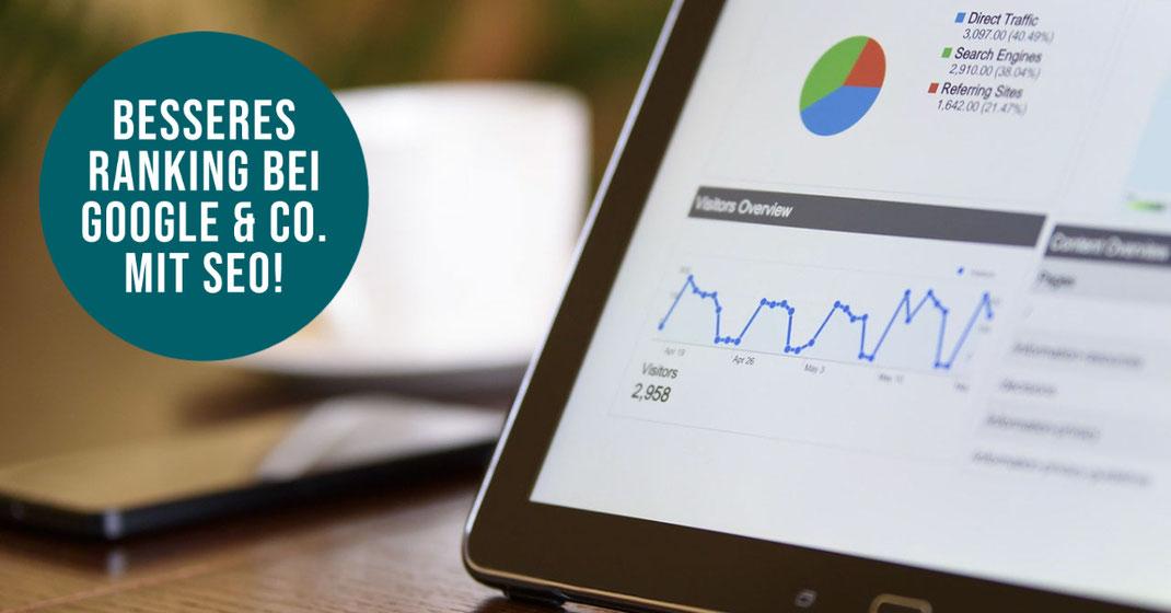 SEO Agentur Berlin Suchmaschinenoptimierung für Webseite und Onlineshop mit Beratung