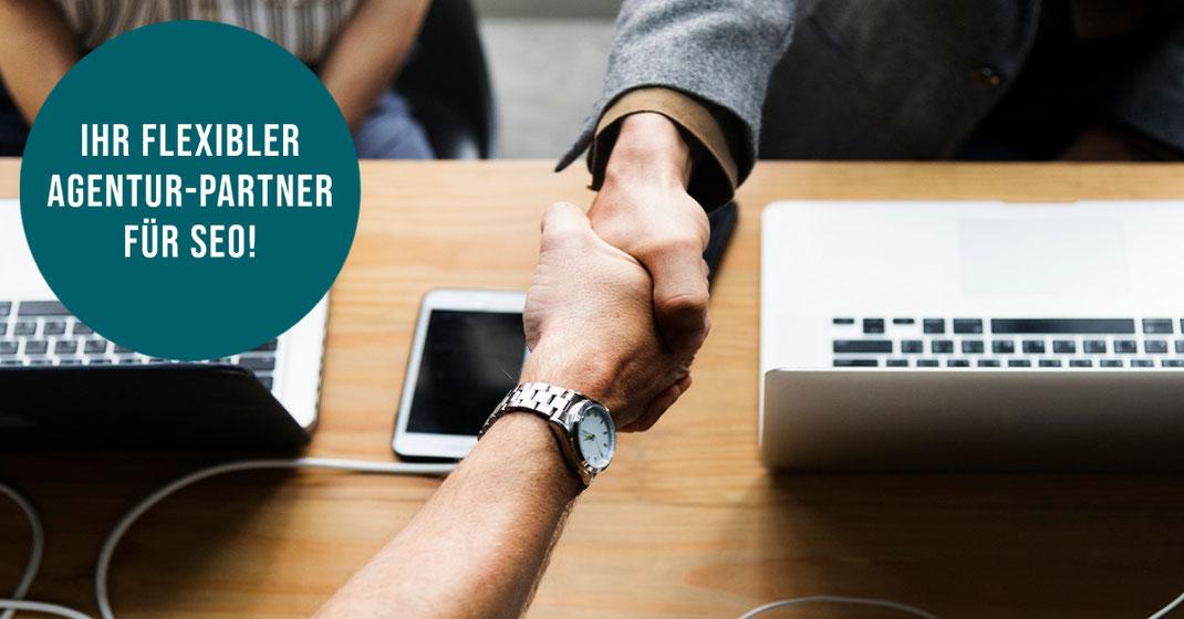 SEO Agentur Partner für Suchmaschinenoptimierung und Social Media Marketing in Berlin