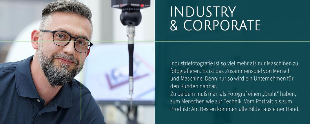 Industriefotograf, Unternehmensportraits, Fotograf Felix Schindele, München, Murnau, Garmisch Partenkirchen