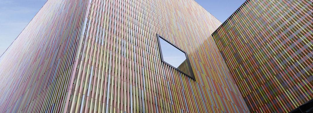 Mueseum Brandhorst in München, fotografiert von Felix Schindele