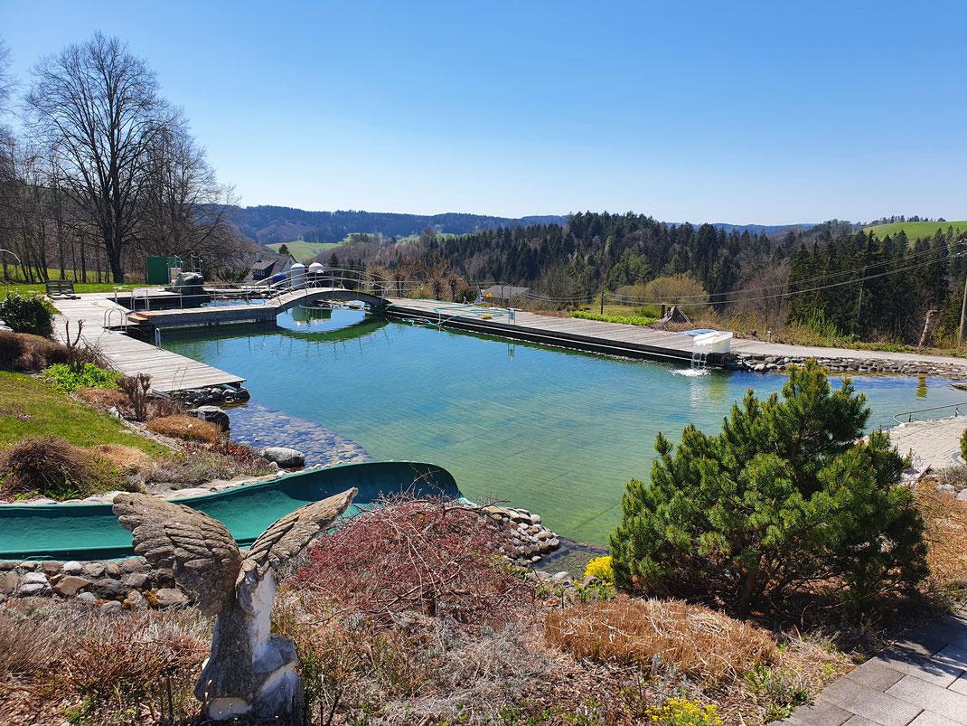 Naturbad Hohenfels