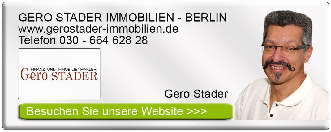 IMMOBILIENMAKLER BERLIN GERO STADER IMMOBILIEN IMMOBILIENAGENTUR MAKLEREMPFEHLUNG IMMOBILIENBÜRO MAKLERBÜRO MAKLERAGENTUR IMMOBILIENVERMITTLUNG MAKLERVERGLEICH