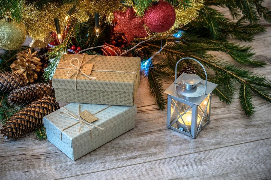 Nachhaltige, umweltfreundliche Geschenkverpackung Boxen