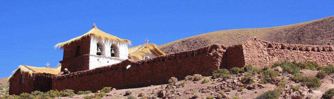 Chili - Au nord de San Pedro De Atacama - © Guillaume Deschanel
