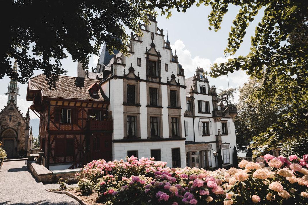 Schloss Meggenhorn Hochzeit Luzern