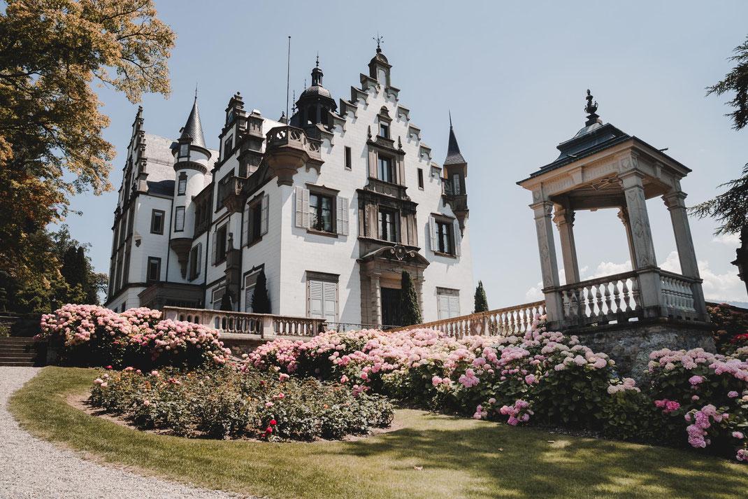 Schloss Meggenhorn Zivilhochzeit