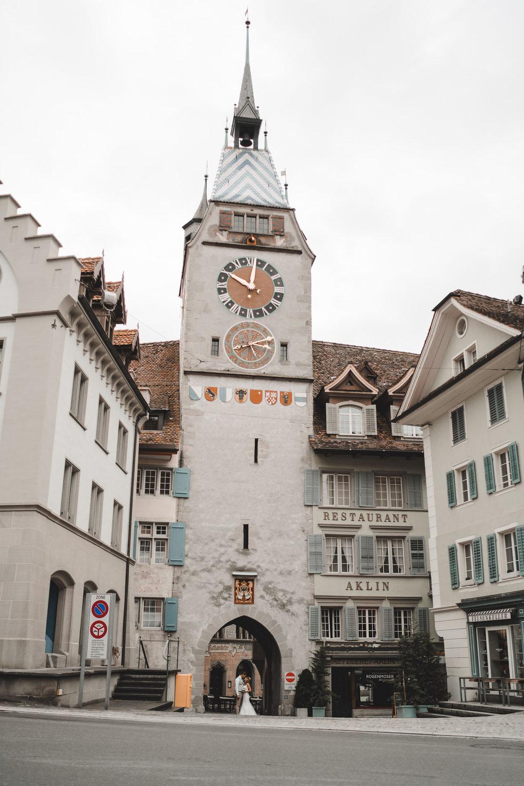 Zytturm Zug Altstadt