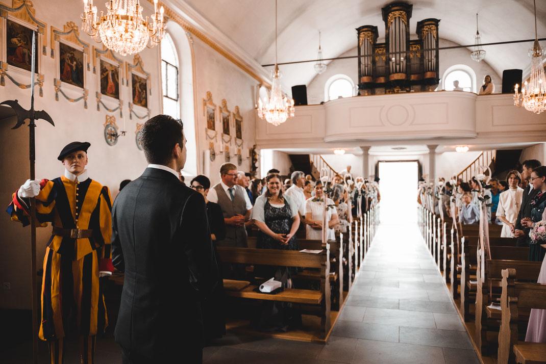 Pfarrkirche St. Anna Steinerberg heiraten