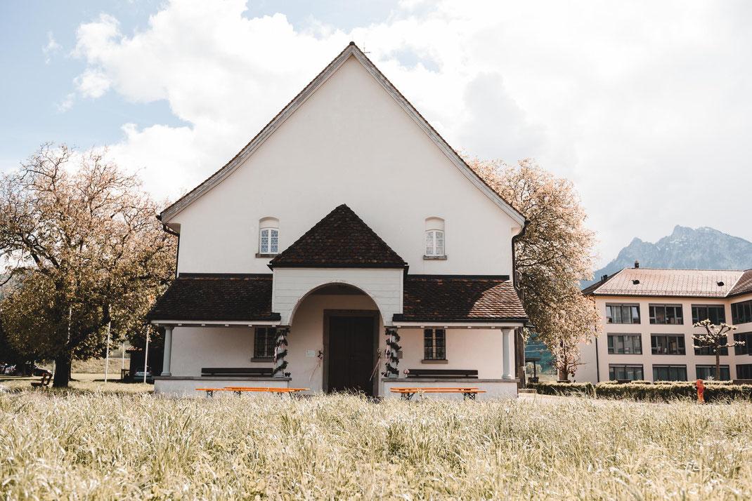 Kirche Steinen