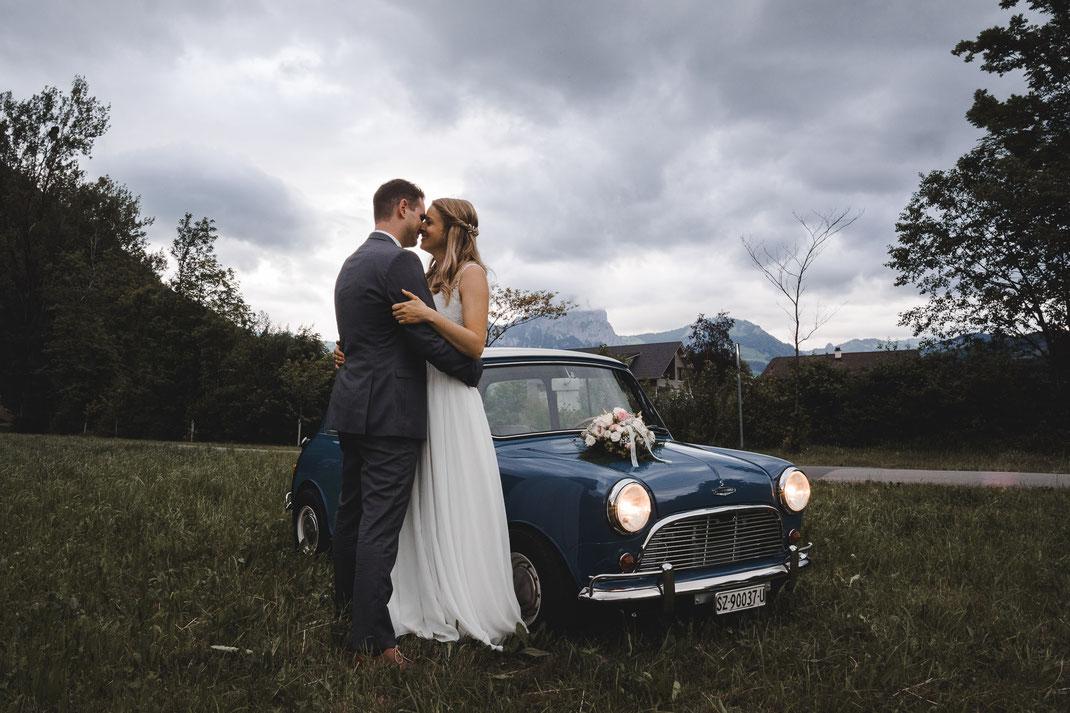 Brautpaar mystsch
