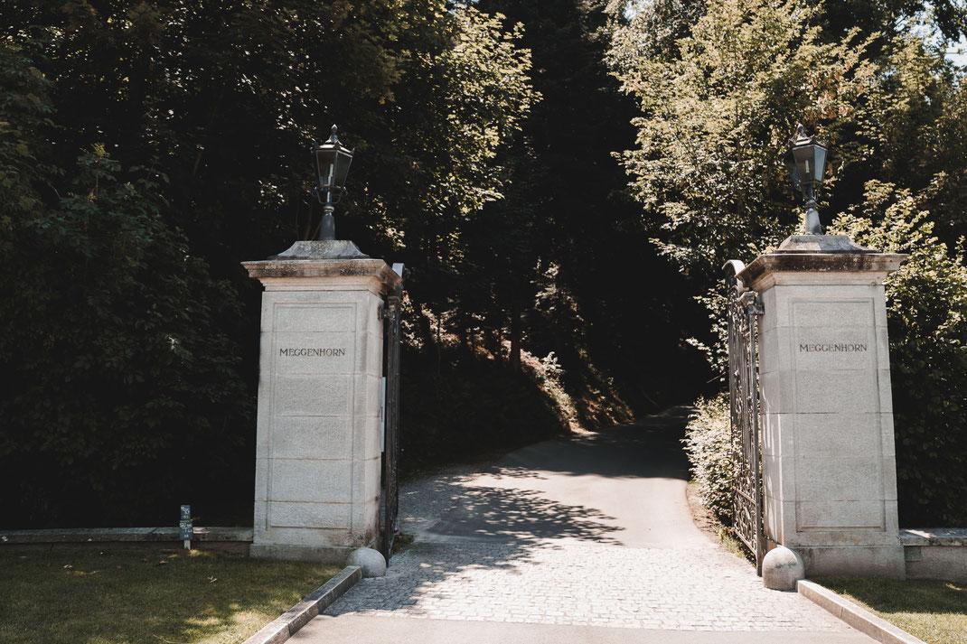 Schloss Meggenhorn Hochzeit