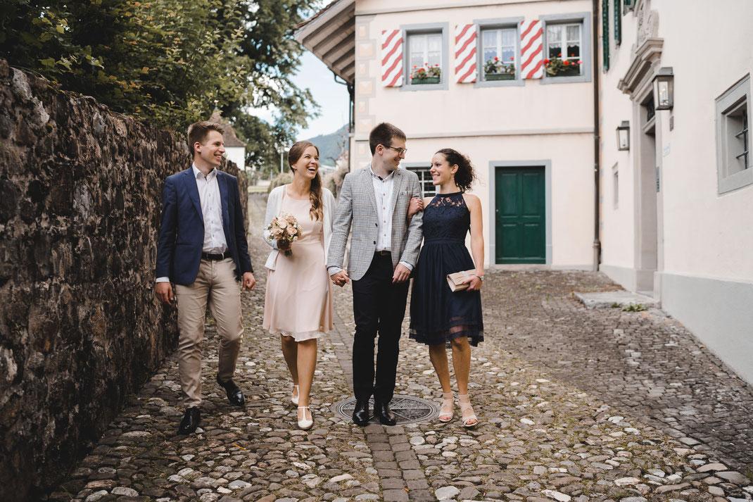 Brautpaarshooting Schwyz