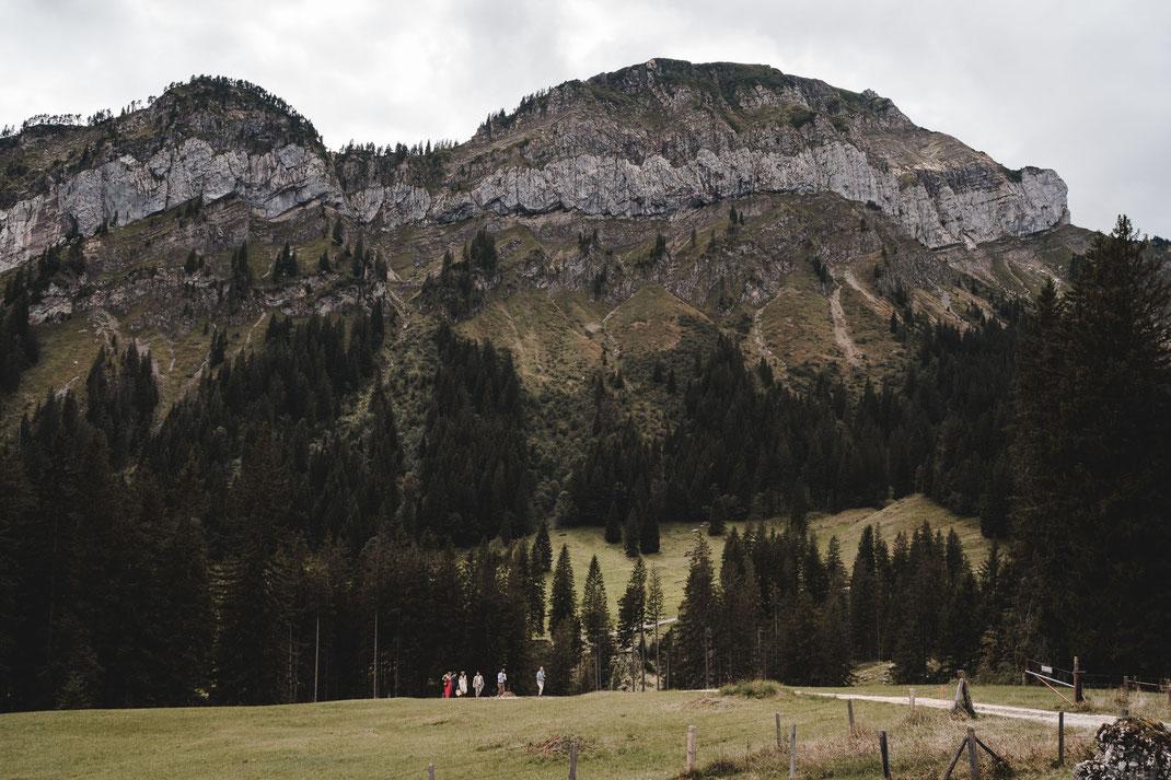 Bergwelt Eigenthal Pilaus Berge
