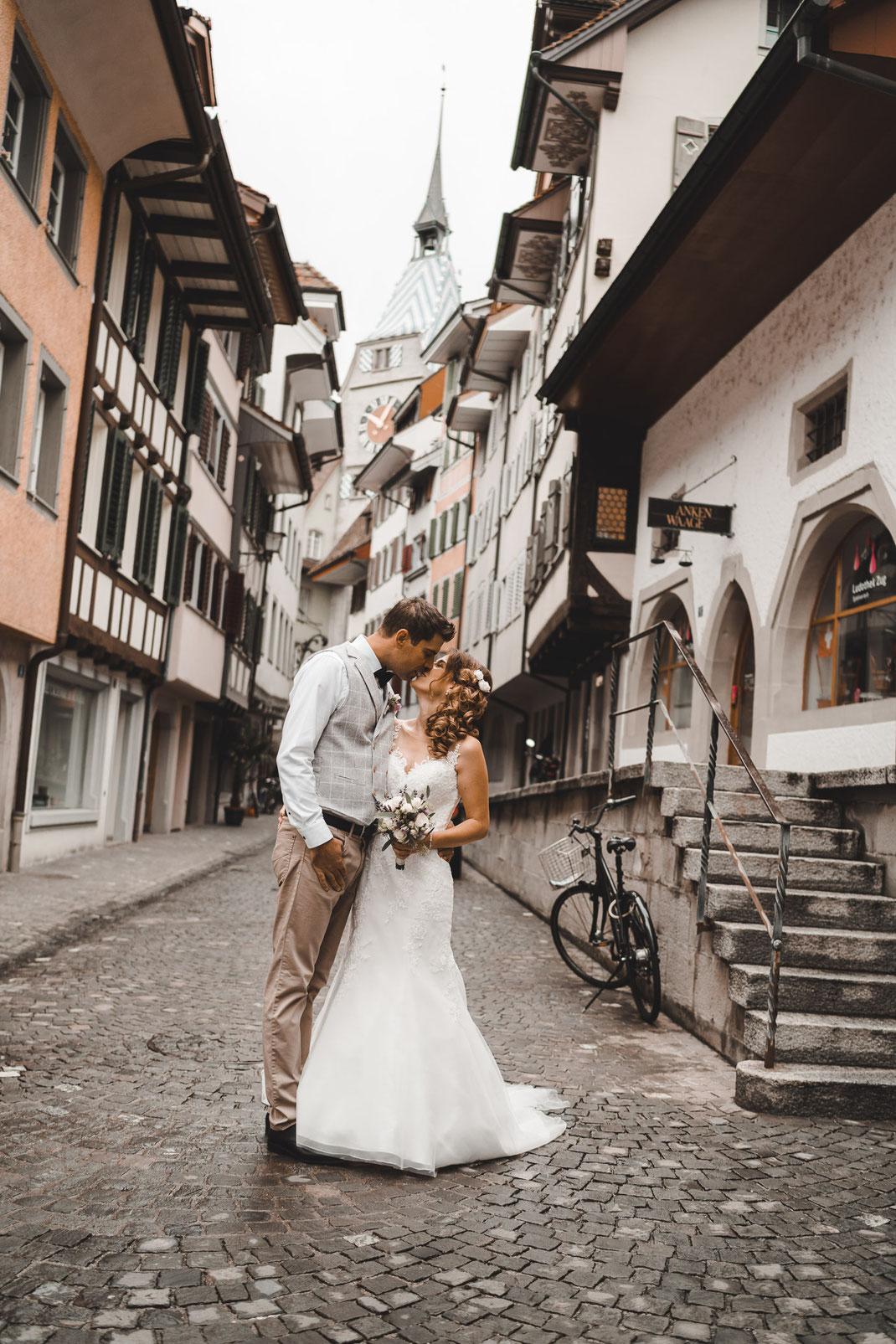 Hochzeit Altstadt Zug