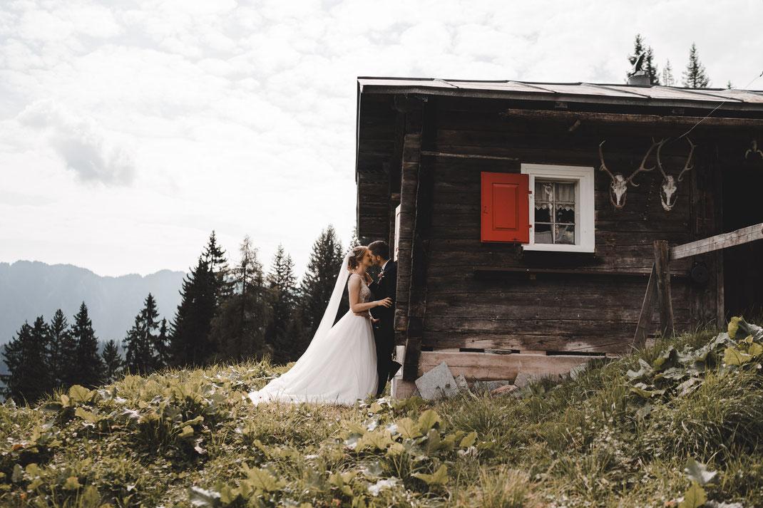 Hochzeit Maiensäss Laax