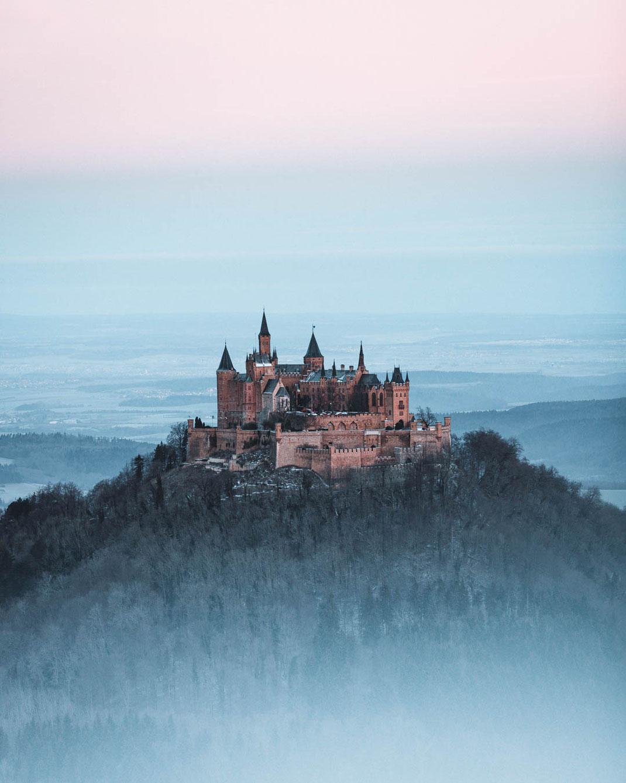 Der Beste Fotospot Fur Die Burg Hohenzollern Adventurelenses Com