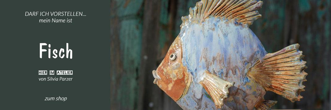 DARF ICH VORSTELLEN; mein Name ist Fisch