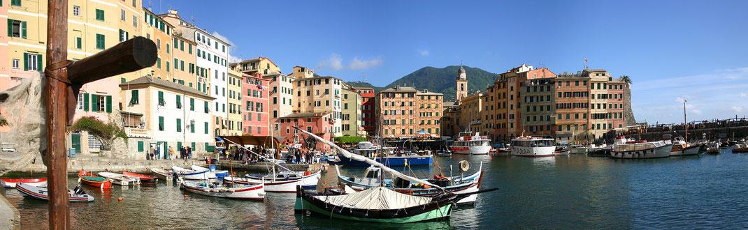 Porto di Camogli - Genova - Arredo Outdoor - Arredo Giardino