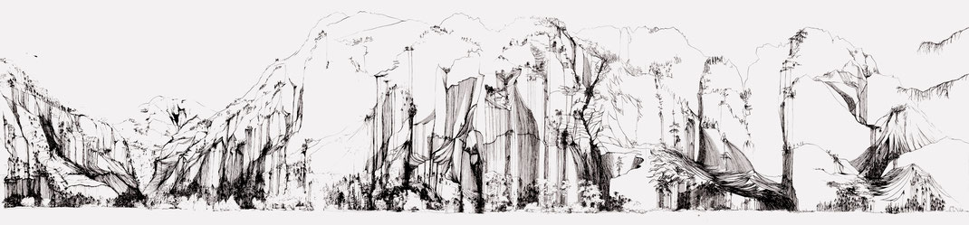 Nina Gross Zeichnung drawing