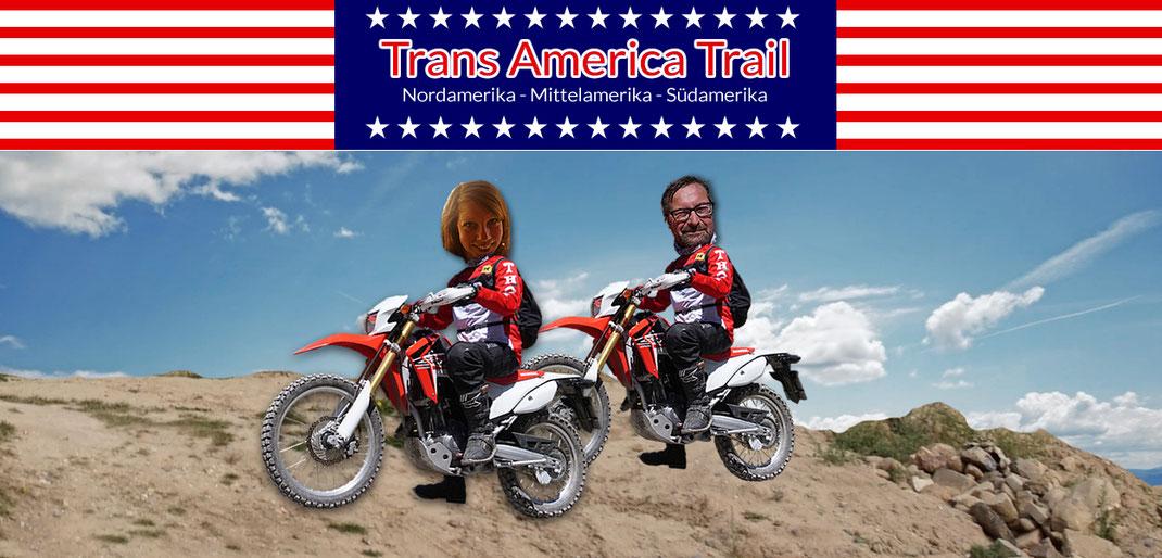 Trans America Trail, Panamericana und mehr 2019