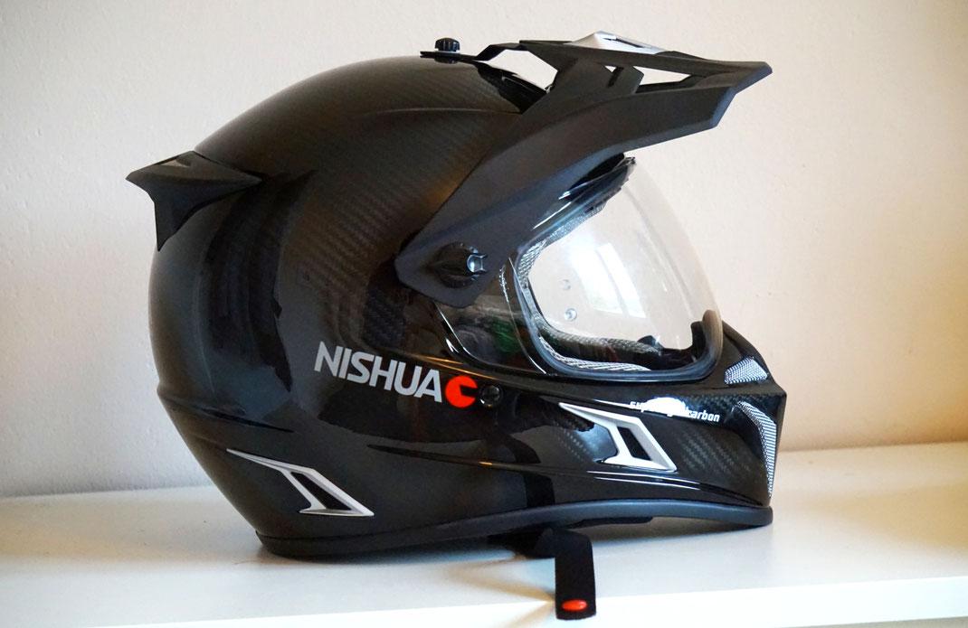 Nishua Superlight Carbon ADV Helm
