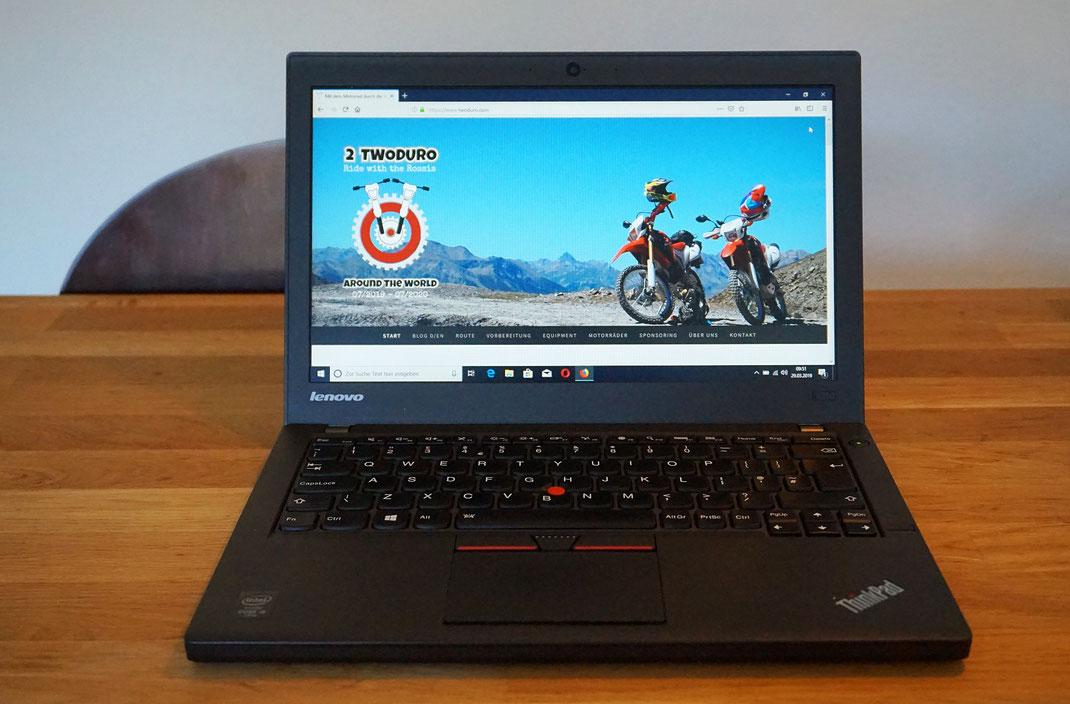 Lenovo x250 Thinkpad
