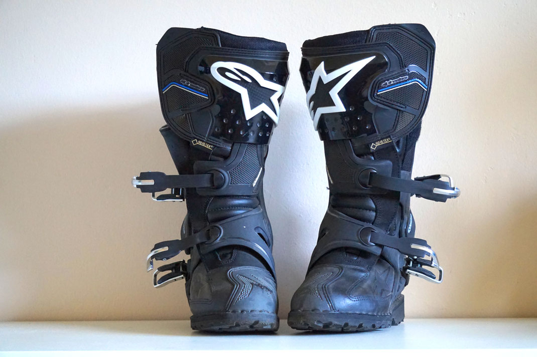 Alpinestars Toucan - Unser Stiefel für die Weltreise