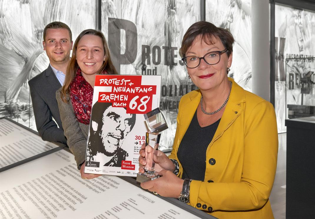 Deutscher Agenturpreis 2017 und MarCom Platinum Award für plan B