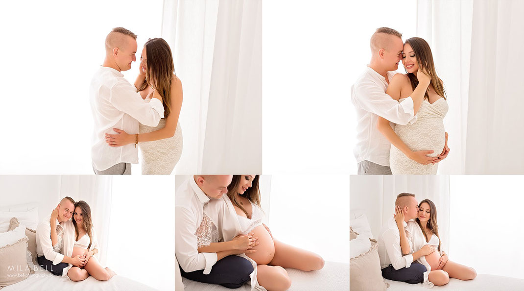 Babybauch Shooting in Berlin Potsdam Fotos Fotoshooting Schwanger Schwangerschaft Baby Neugeborenes Fotostudio Babybauchshooting